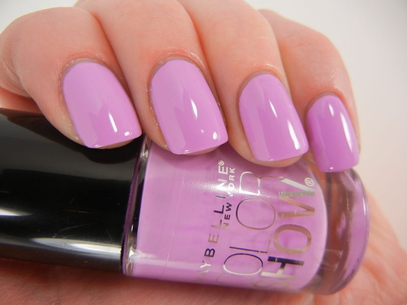 31 Ways to Wear Radiant Orchid - Day 11: Maybelline Color Show Lust ...