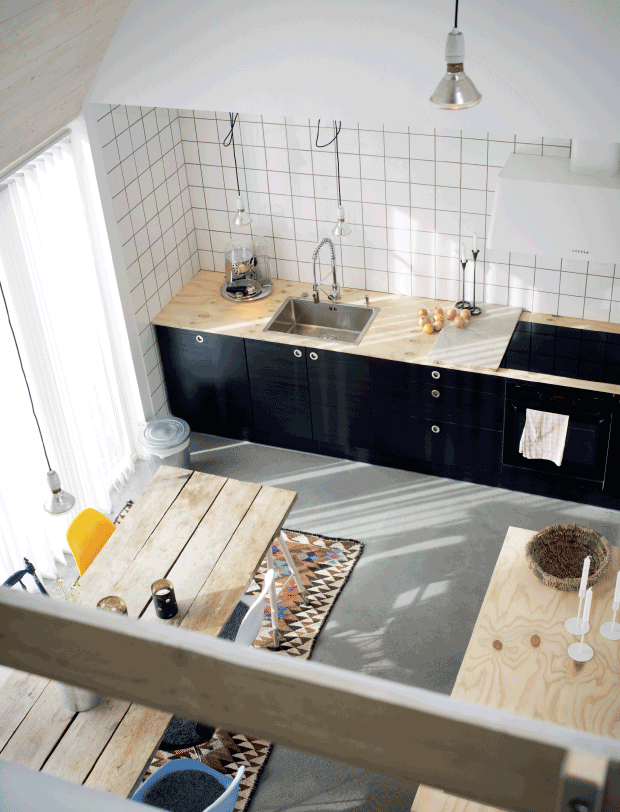 A newly build home that dreams are made of. Photo: Patric Johansson ...