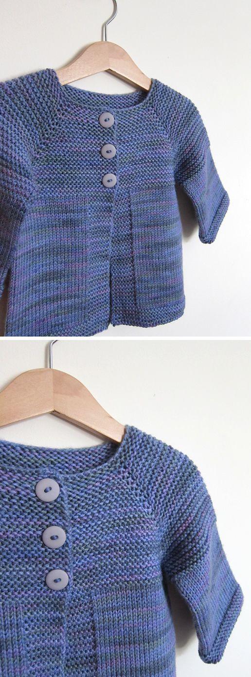 Photo of Elliot Sweater – Free Pattern