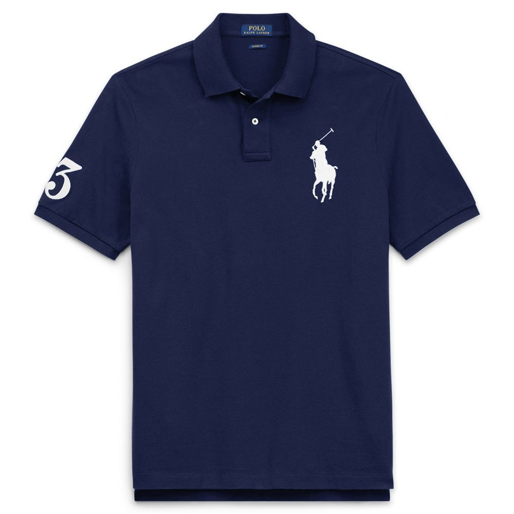 RALPH LAUREN Big   Tall Classic Fit Mesh Polo Shirt.  ralphlauren  cloth   8f10dfcfa40
