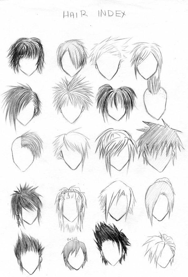 hair index mailotusflower