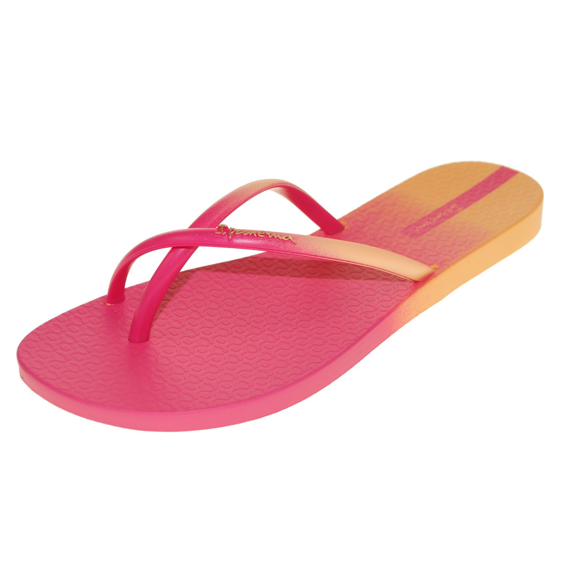 b652538a IPANEMA Sandals - FIT SUMMER FEM 81564 - orange pink Wie immer bei ...
