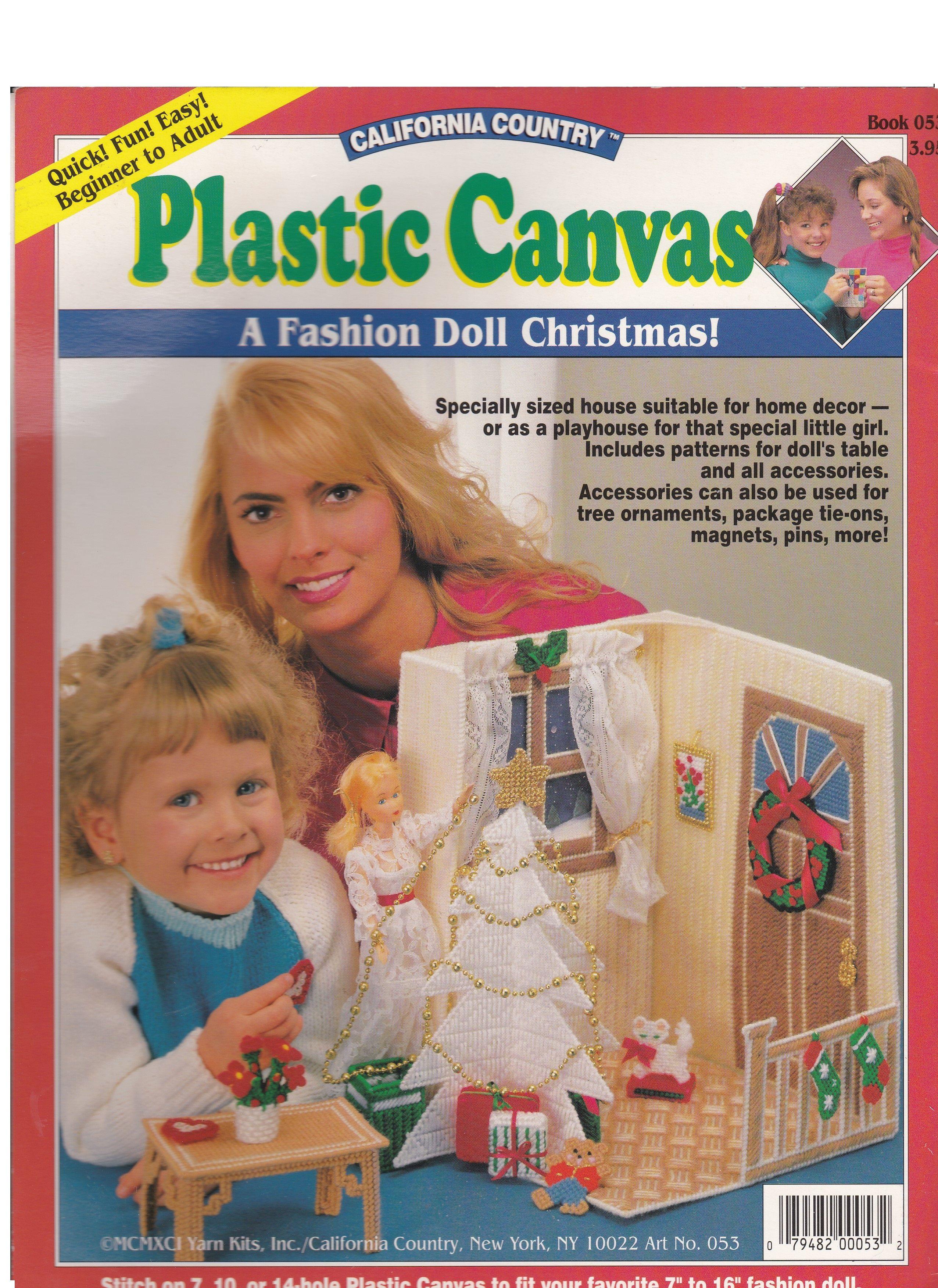 Fashion Doll Christmas Pg. 1/10