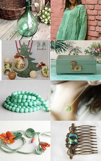 light green by Nadiya Makoda on Etsy--Pinned with TreasuryPin.com