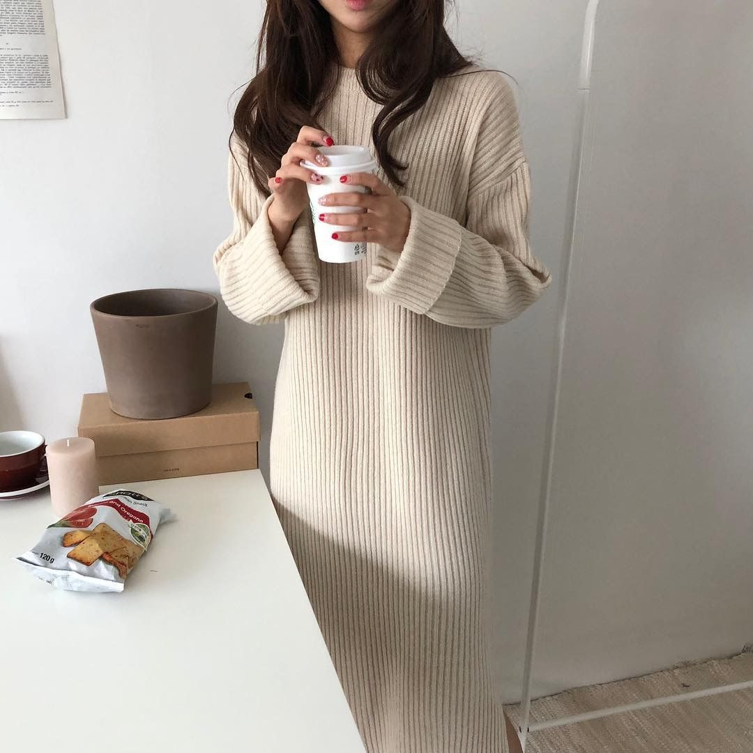Maxi ilikeitthatway Что надеть pinterest korean fashion