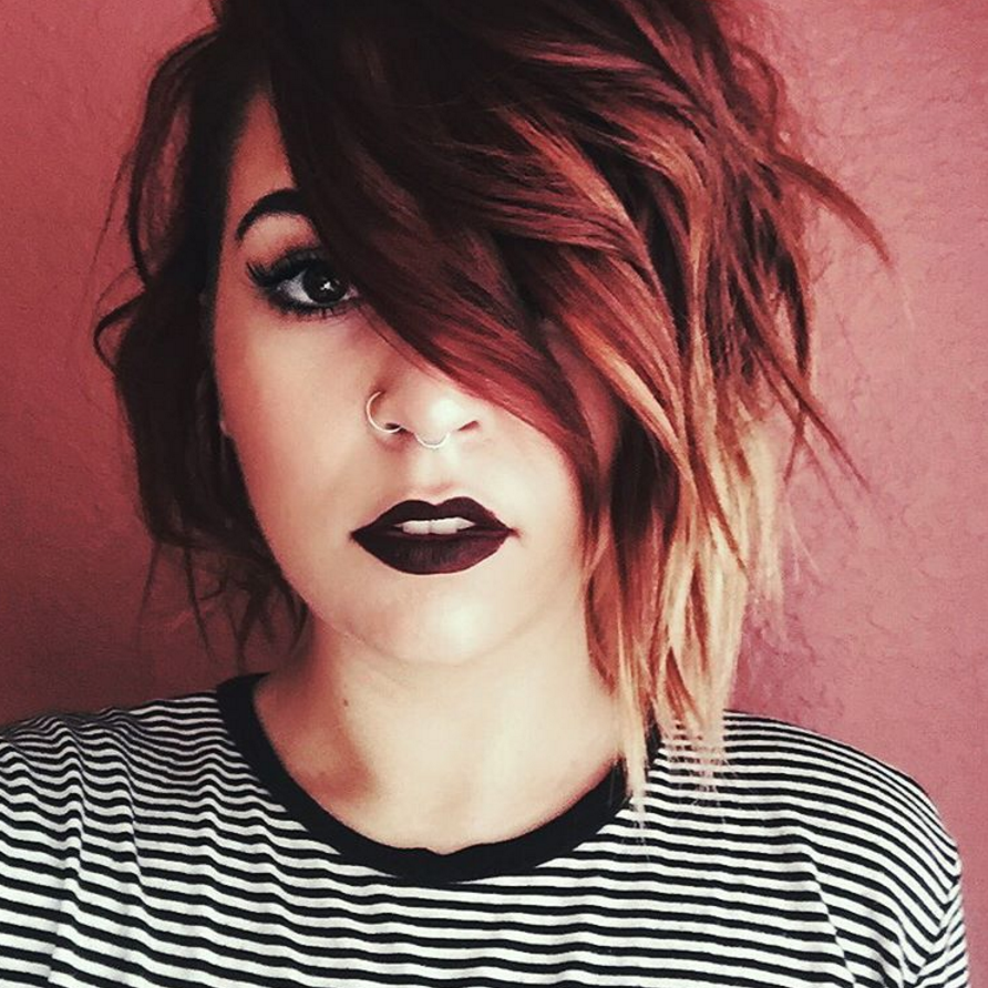 Bloggers whose hair we love girrlscout haircuts pinterest