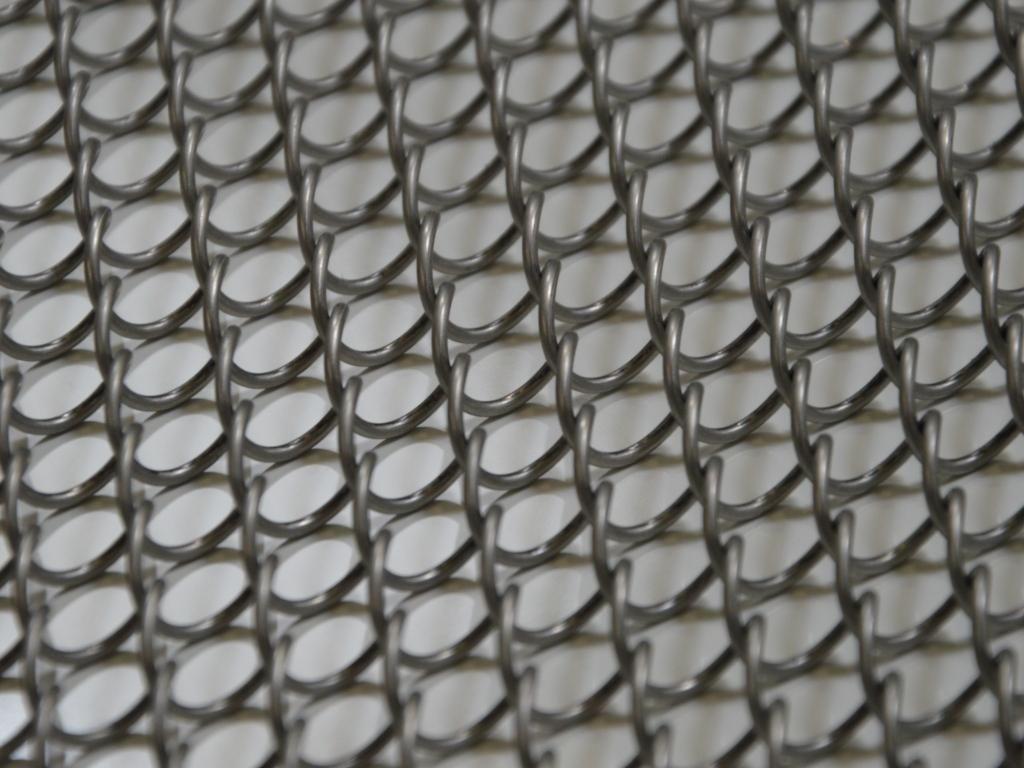 Edelstahlgeflecht Typ 550, Spiralgeflecht Typ 550 | Metallgeflecht ...