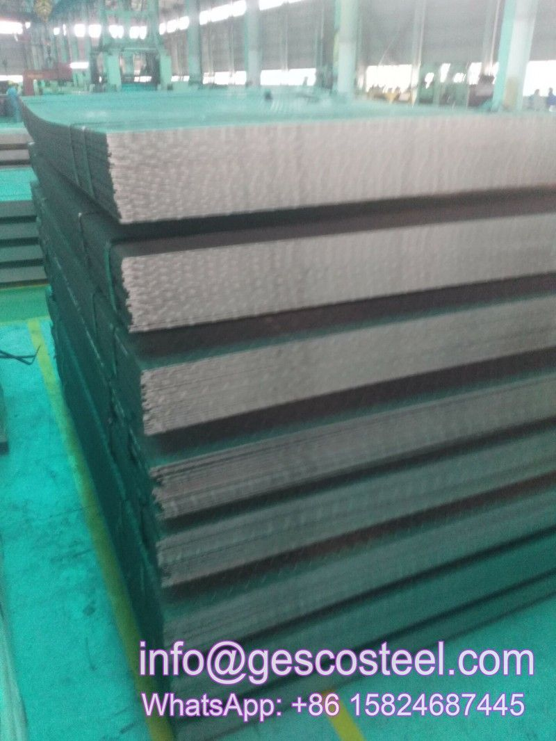 A36 Ss400 A283c S235jr S355jr Jo J2 A572 A573 Q420 Q460 Steel Stainless Steel Ss400 Checkered Plate 304 Sta Stainless Steel Sheet Steel Sheet Stainless Steel
