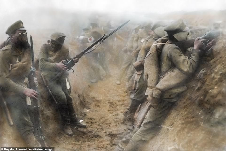 Image result for world war one gas