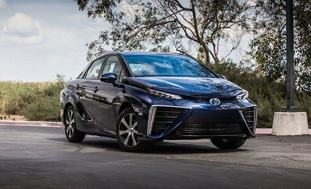 2019 Toyota Mirai Reviews Mirai Car Driver Toyota Car