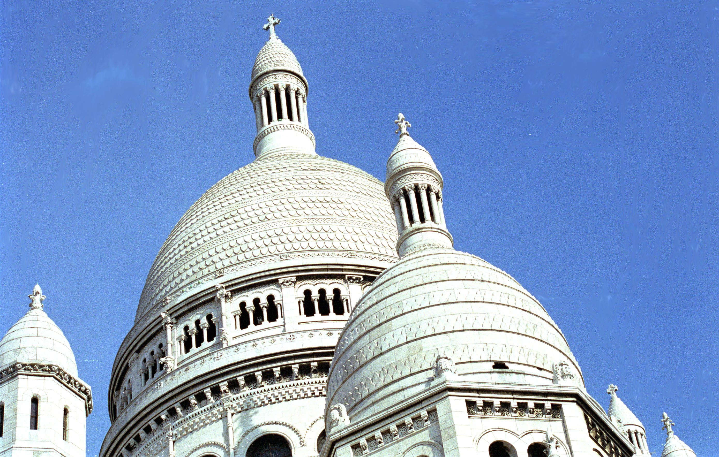 Sacre Coeur, Paris  www.onequalitythefinest.com (a blog about French language and culture)  Photo: Patricia Gilbert
