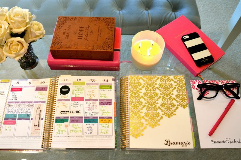Paper & Glam: Erin Condren Life Planner Review & Organization 2015 Edition #eclifeplanner #fabfans #ecbloggers