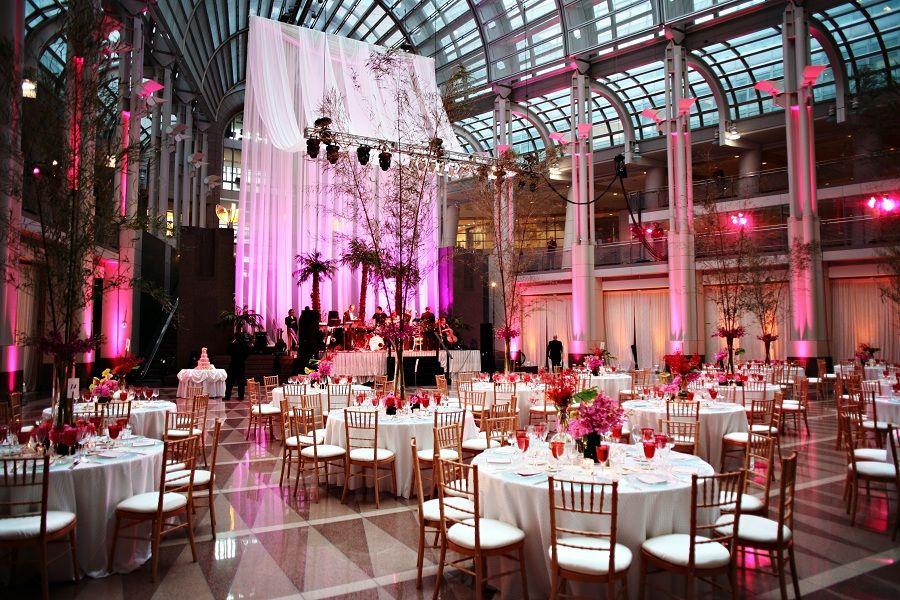 Weddings Ronald Reagan Building And International Trade Center