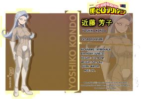 [BNHA OC] Honoka Dokyou by megusan on DeviantArt (With