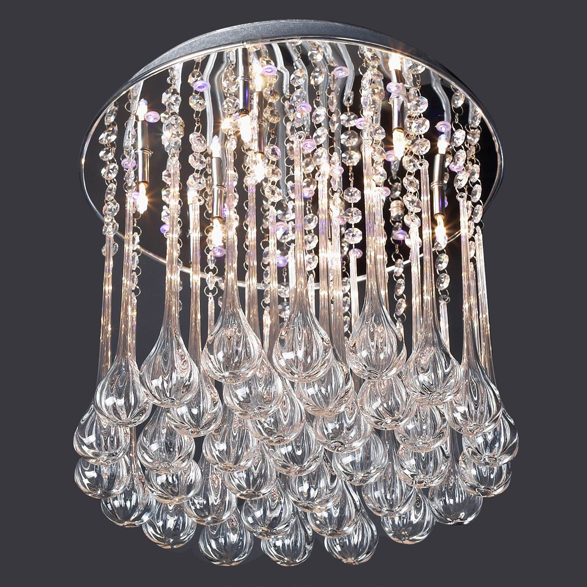 Incredible Impressive Unique Crystal Chandeliers Lighting Unique ...