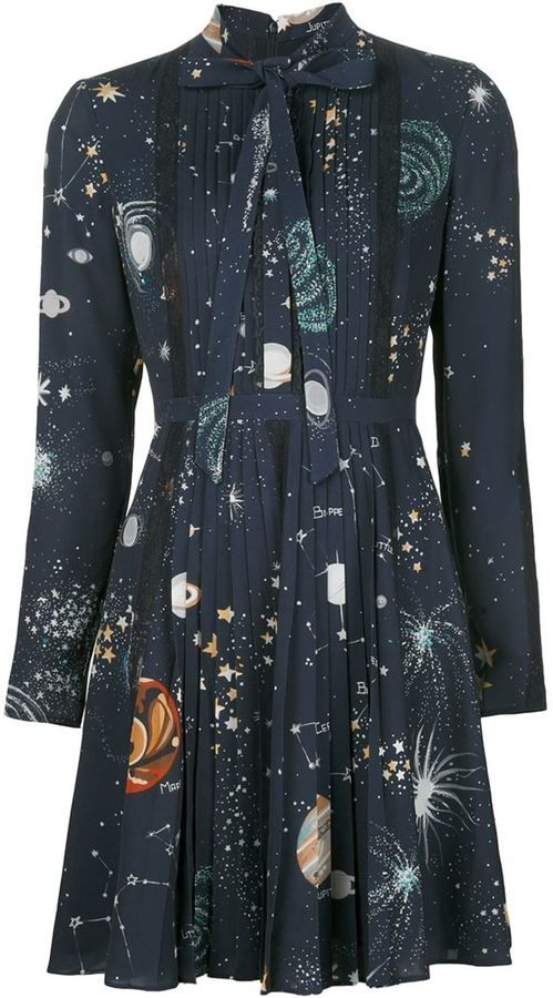 1f5c52842 Valentino 'Cosmo' dress | iNKSPiRATiON | Fashion, Dresses, Valentino ...