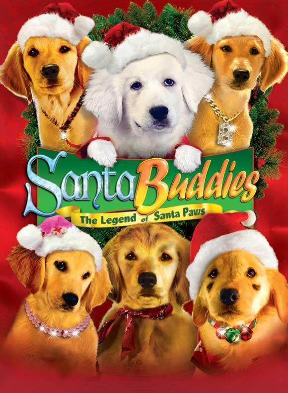 Santa Buddies The Legend Of Santa Paws Kids Christmas Movies