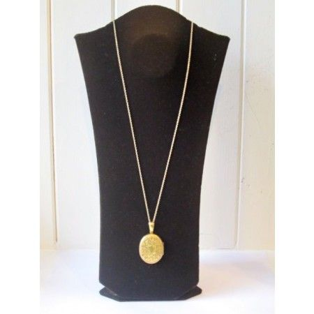 necklace chain chains gold mynepshop com locket