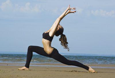 pinkhoo yi on simple life  begginers yoga yoga