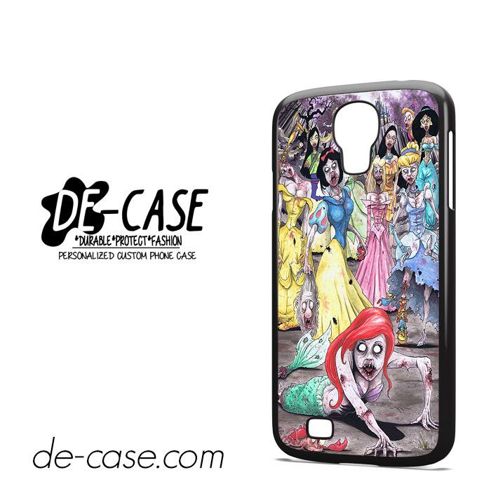 All Princess Zombie For Samsung Galaxy S4 Case Phone Case Gift Present YO