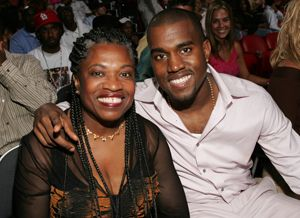 Dr Donda West Son Kanye West Kanye Bill Cosby