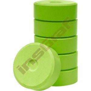 Farba v tabletách 6 ks - zelená