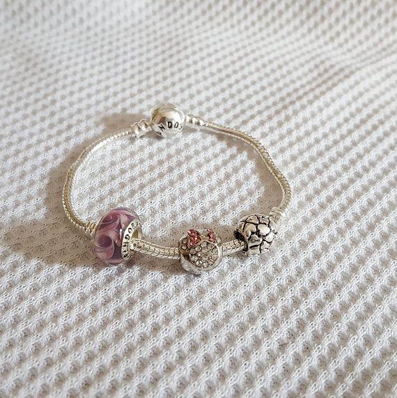pandora bracelet jonc etoile