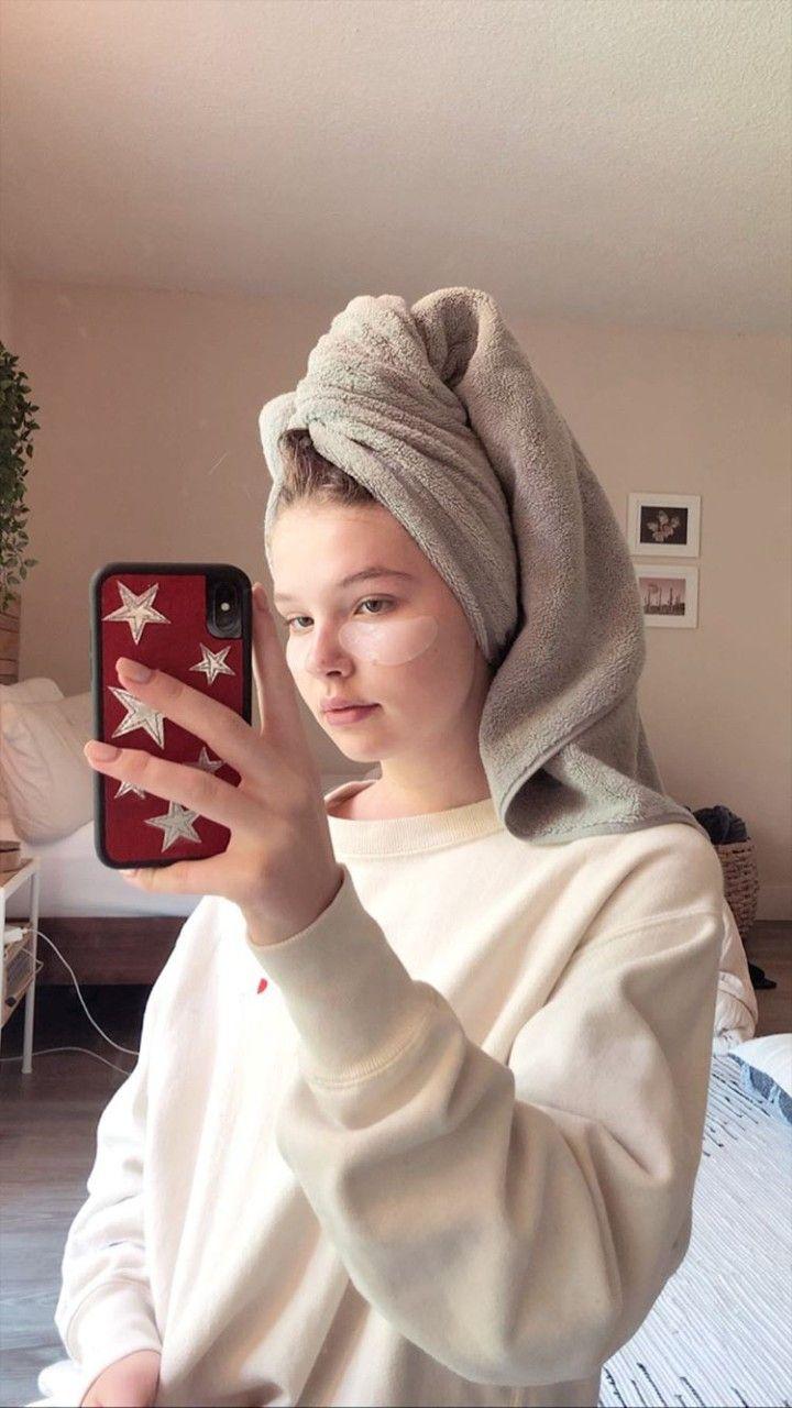 Ellie Thumann 💟 Kızlar, Sarışın saç, Güzellik
