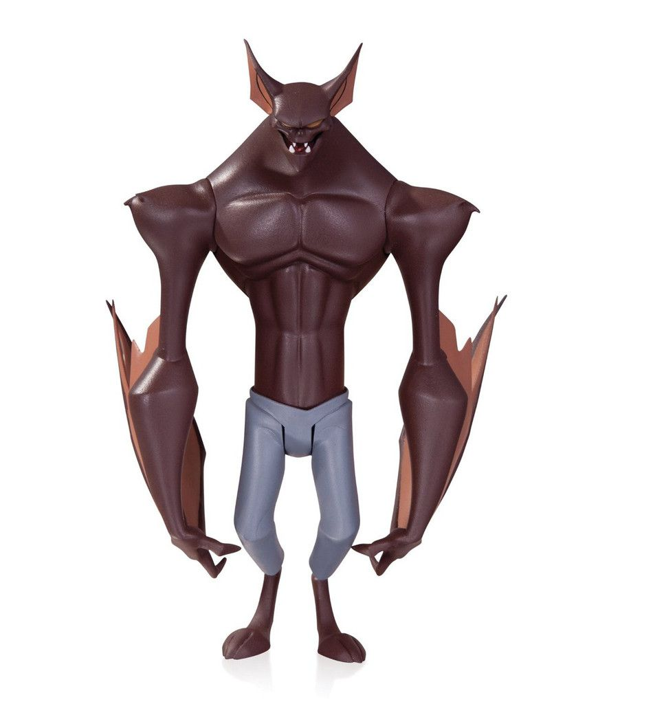 Batman Animated Series Man-Bat DC Action Figure