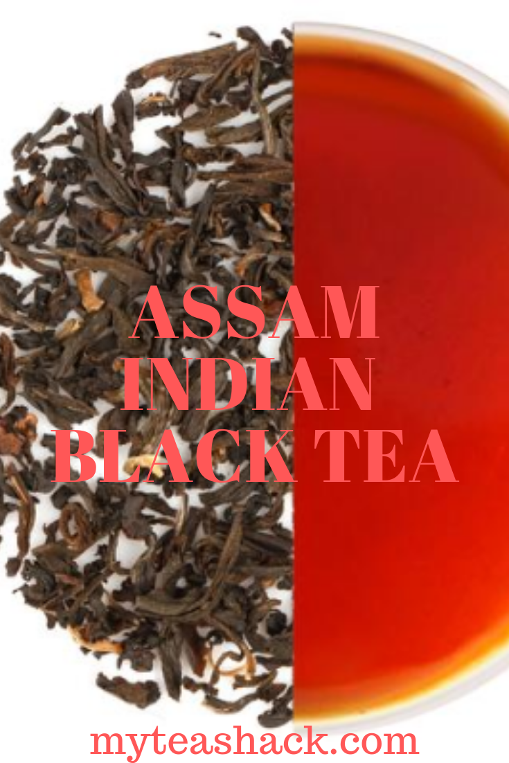 Assam Indian Black Tea. Iced tea recipes, Black tea