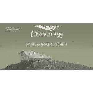 Konsumations-Gutschein Gipfelrestaurant