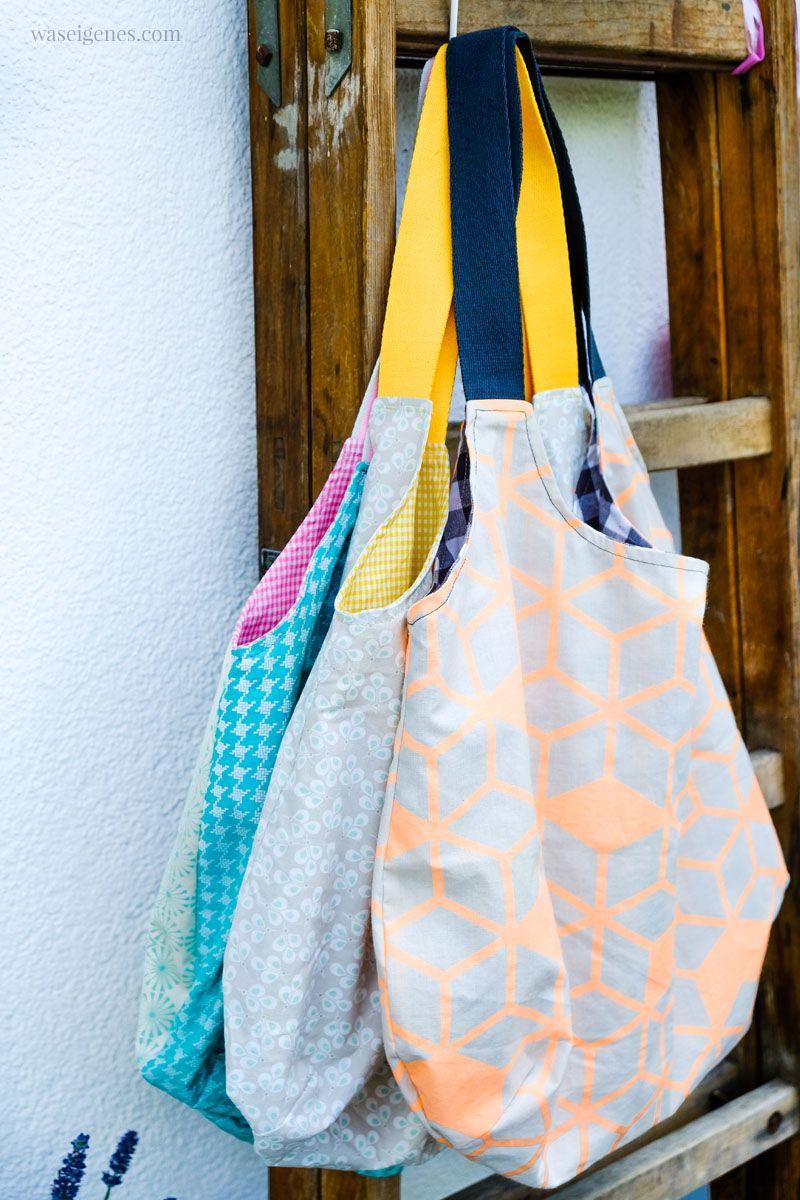 Bricolage: Coudre des sacs à provisions Heinrich   – DIY & Nähen von waseigenes.com