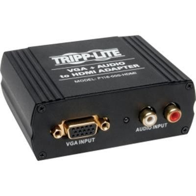 Vga With Audio To HDMI Adapter
