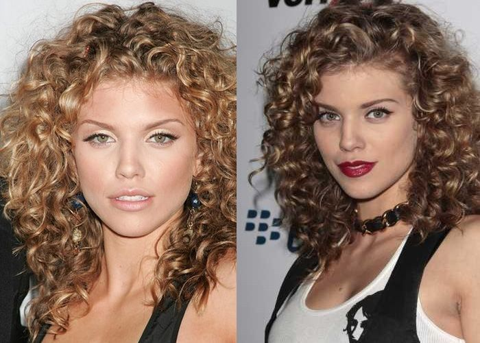 Curly Hair Trends 2017 Trend Short And Curly Hairstyles