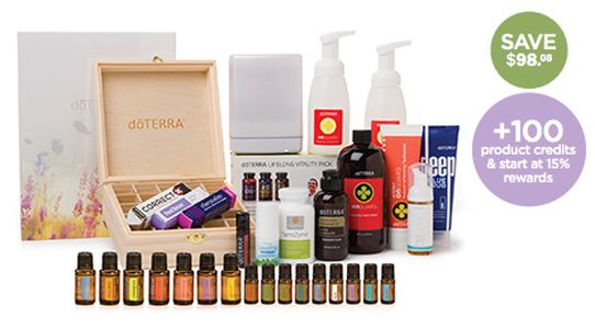 Image result for doterra natural solutions kit