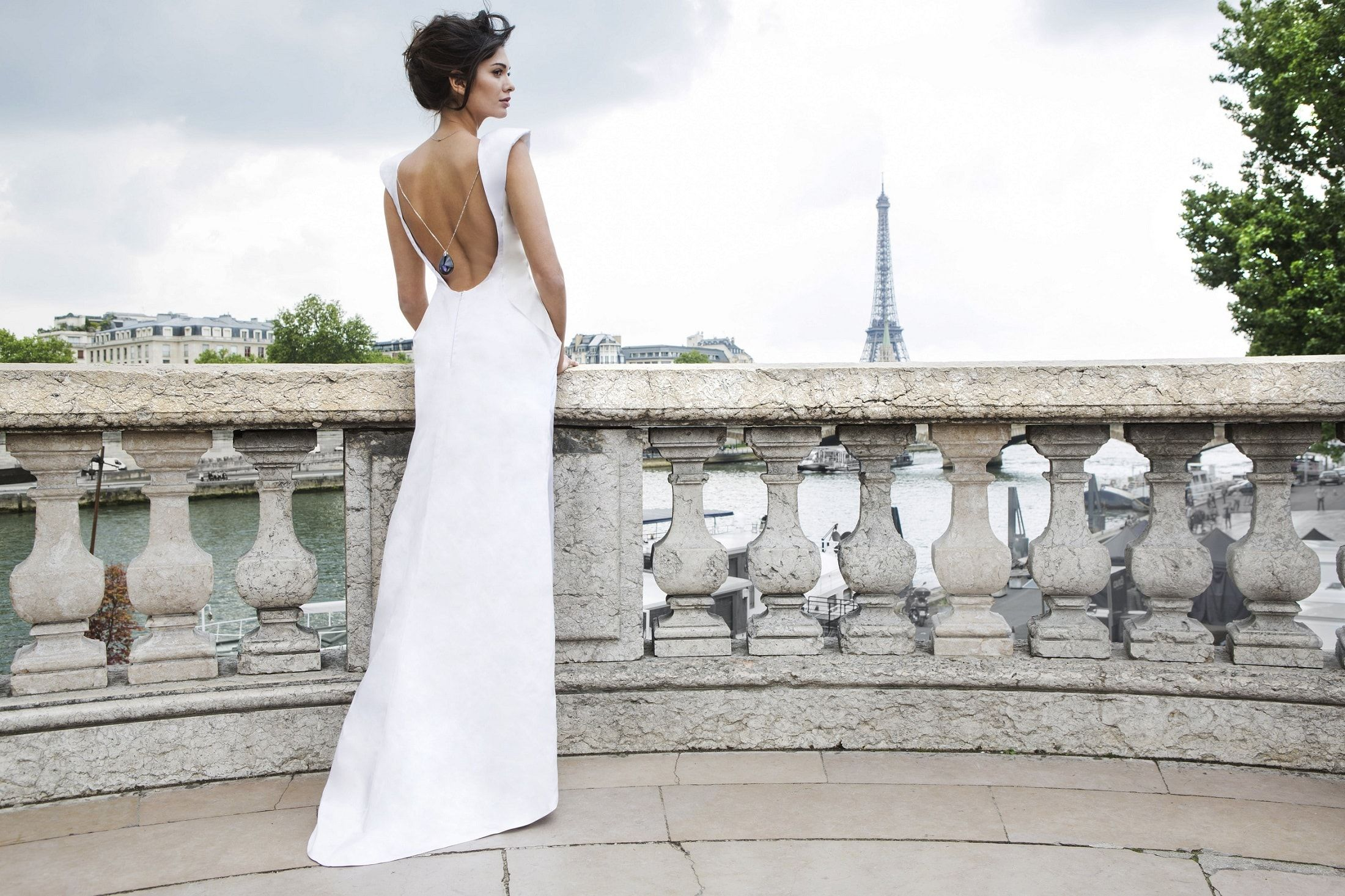 Backless Wedding Dress Miami By Laureen Your Bridal Specialist Wedding Dresses Backless Wedding Dress Miami Wedding Dress [ 1466 x 2200 Pixel ]