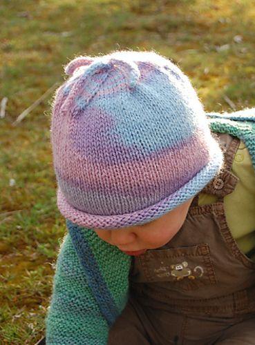 Baby I-Cord Hat --- Free Pattern  24d1fd3f978