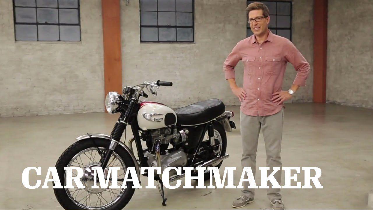 Car matchmaker motorcycle