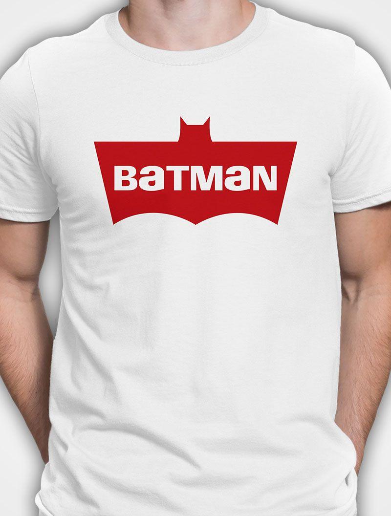 Camiseta Batman con el Logo de Levis 7d4647ccfbbea