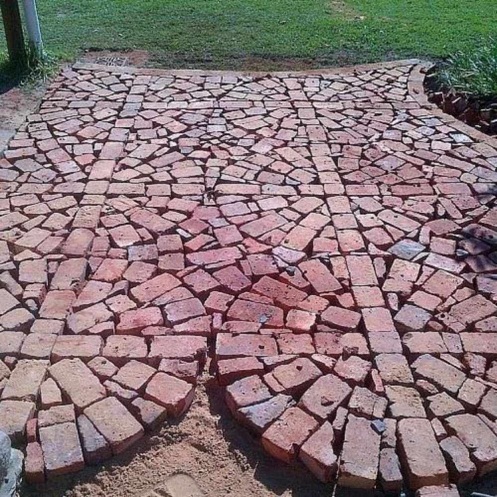 25 Top Unique Brick Patterns Patio Ideas For Beautiful Yard