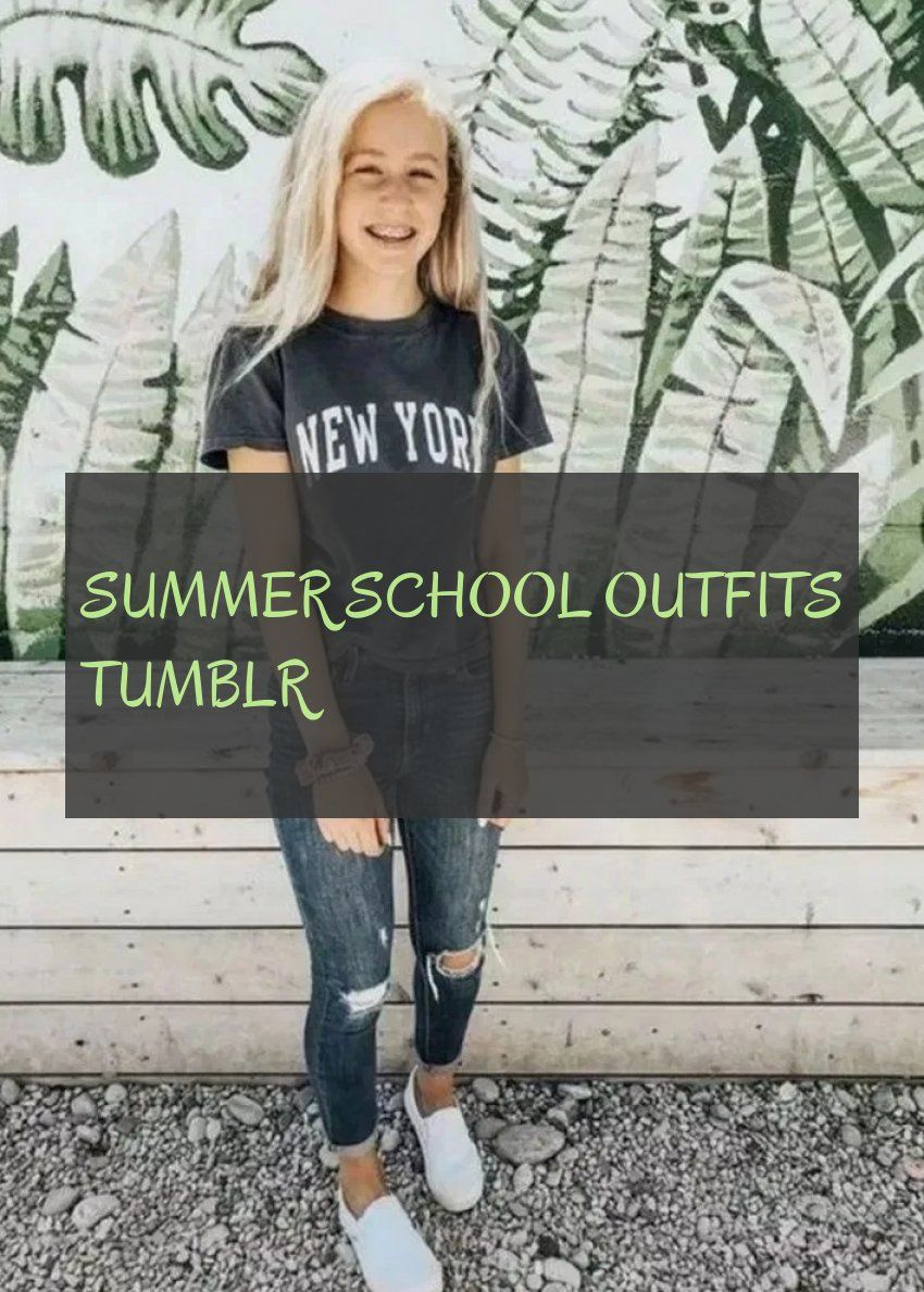 23 more summer school outfits tumblr ; #summer #school #outfits