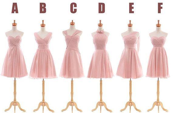 Sonderanfertigungen Brautjungfer Kleid  von GoldenBridalsDresses, $59.00