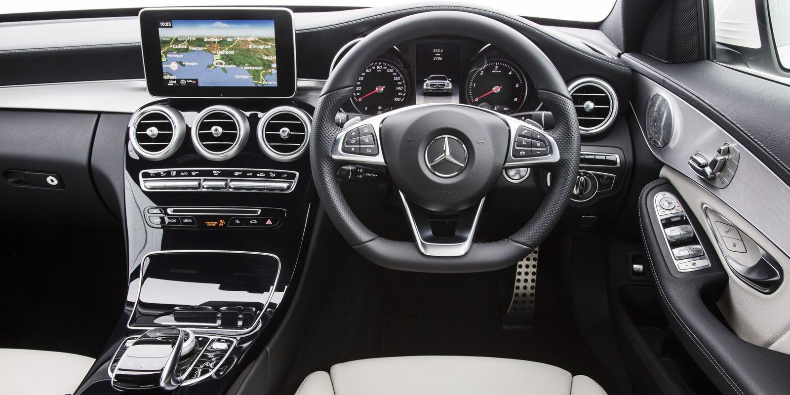mercedes c class w205 interior first car maybe pinterest cars. Black Bedroom Furniture Sets. Home Design Ideas