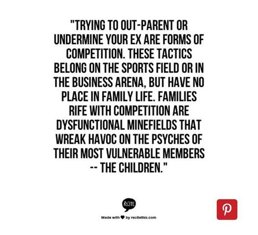 Co Parenting Quotes Beauteous Pin By Chelsey Jensen On Quotes Pinterest True Words