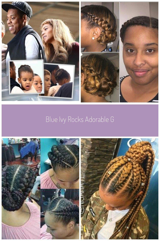 Blue Ivy Rocks Adorable Goddess Braids While In Paris Read The Article Here Ww Goddess Hair Adorabl In 2020 Goddess Hairstyles Goddess Braids Goddess Braid Bun