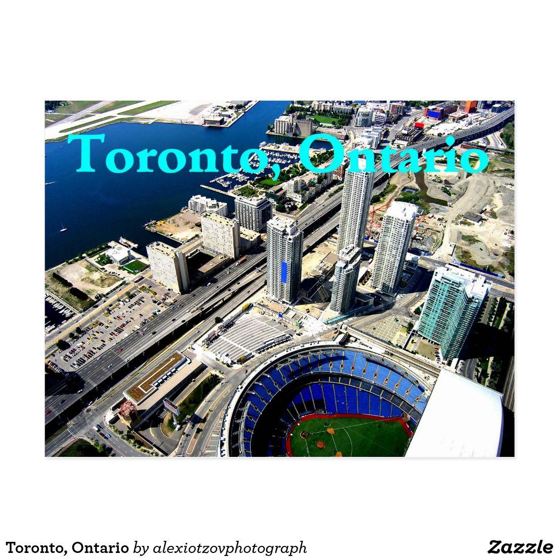 Toronto, Ontario Postcard Ontario, Postcard