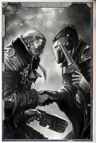 Rezultat iskanja slik za Dark Heresy, Rogue Trader