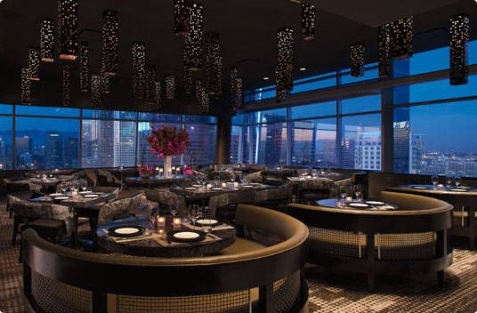 Proposing At The Ritz In Los Angeles Would Be Great Especially If You Can Get It To Be Private Los Angeles Restaurants Rooftop Restaurant Restaurant Design
