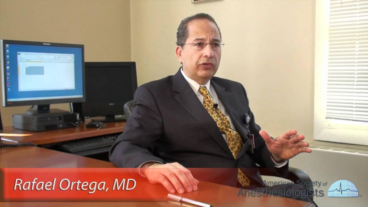 Anesthesia Care Team Learn more about the role of the