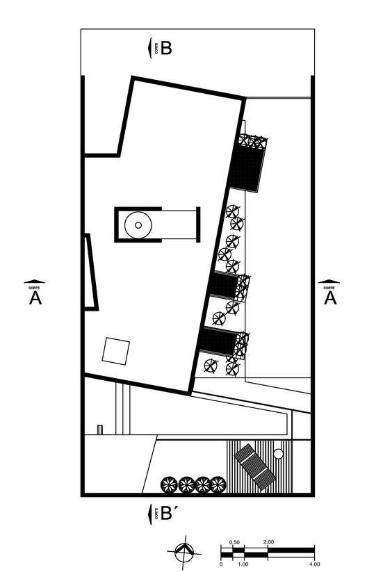 Galería de Ten House   Taller ADC - 18 Azotea, House y Planos